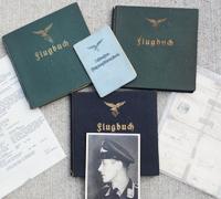 Luftwaffe Flight instructors Document group