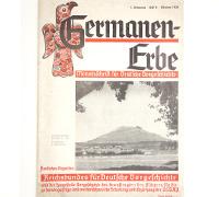 Germanen-Erbe Oct 1936
