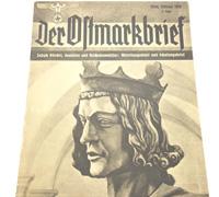 Der Ostmarkbrief Wien Feb 1939