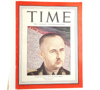 Time Magazine Oct. 11 1943
