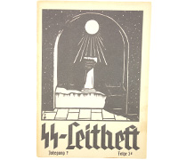 SS Leitheft Jahrgang 7 Issue 3