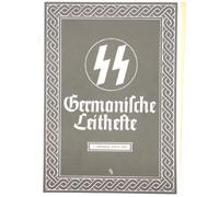 Germanische Leithefte Issue 3 1943