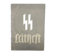 SS Leitheft Issue 3 / 1944
