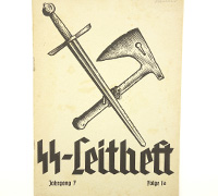 SS Leitheft Issue 1 / 1941