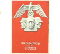 Reichsparteitag 1935 Postcard