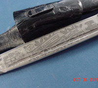 Short Artillery 3221 Etched Bayonet by Eickhorn