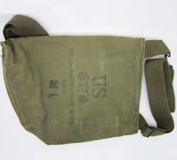 US Field Protective Mask M9A1 Bag
