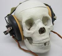 Canadian WWII Radio Headphones
