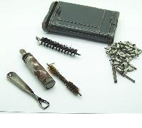 K98 M34 Cleaning Kit with Contents for Luftwaffe