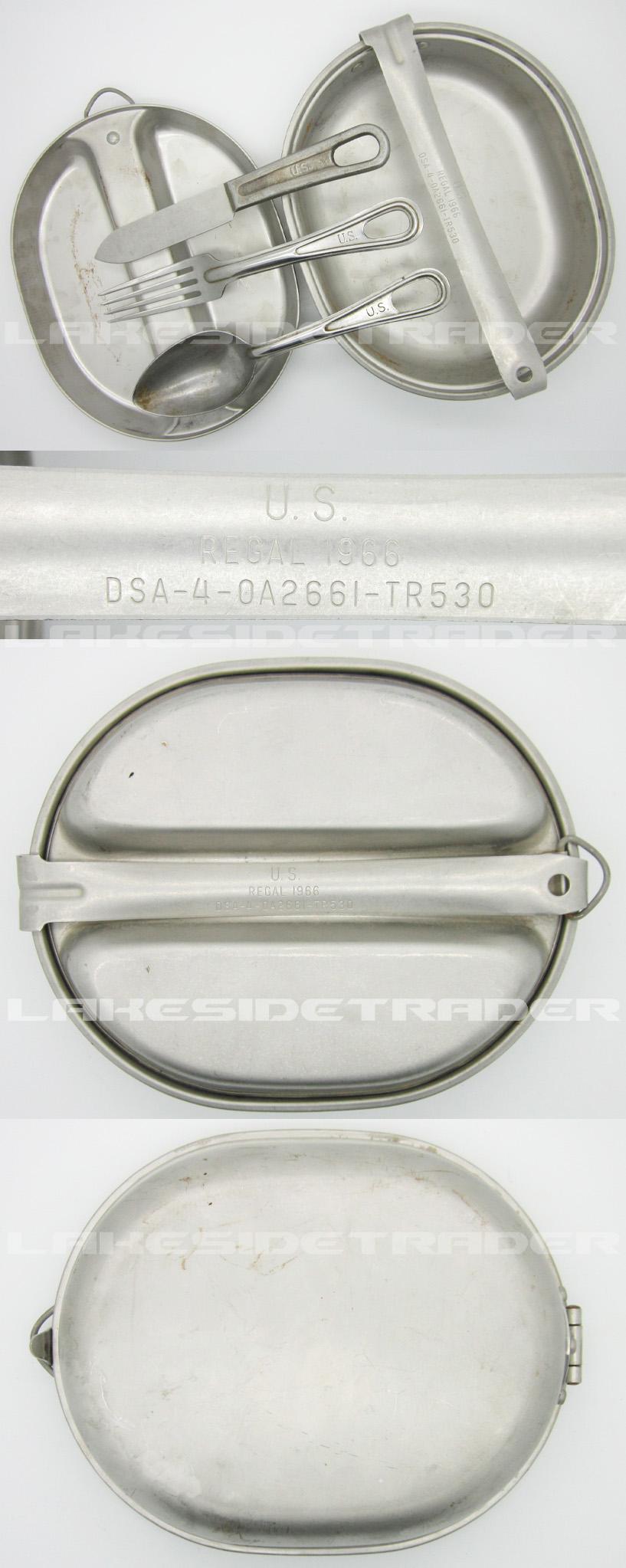 US Mess Kit 1966