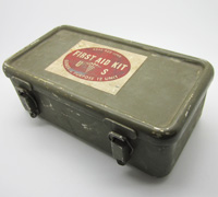 US General Purpose 12 Unit First Aid Kit