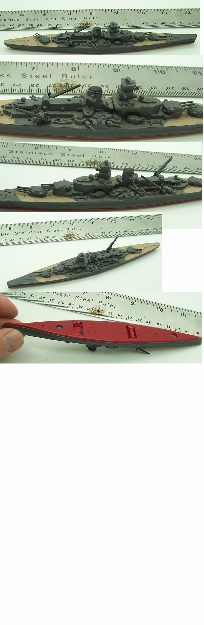 Scale Model of Scharnhorst