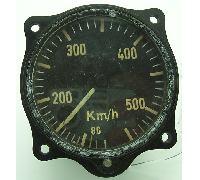 Luftwaffe Speedometer