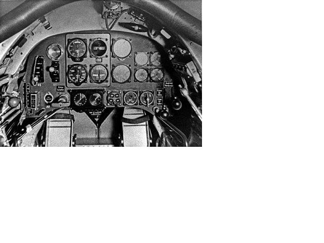 Luftwaffe Speedometer