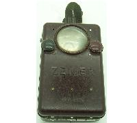 Zeiler Bakelite Flashlight