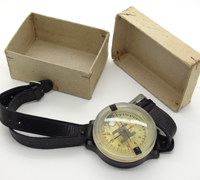 Unissued Luftwaffe AK-39 Wrist Compass