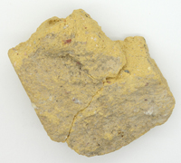 Piece of stone/brick from Berghoff