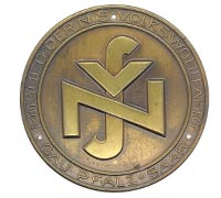 NSV Membership Door Plaque