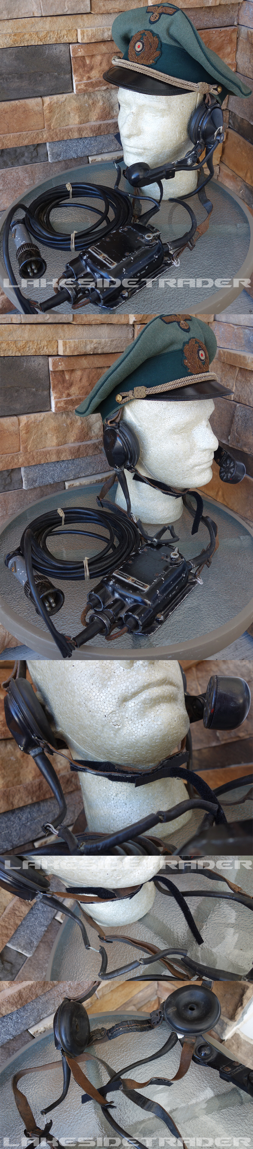 Küstenartillerie Headset