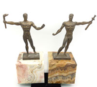 3rd Reich Statues The Army and The Party, Arno Breker,