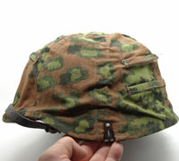 Reproduction B Pattern SS Camo Helmet Cover