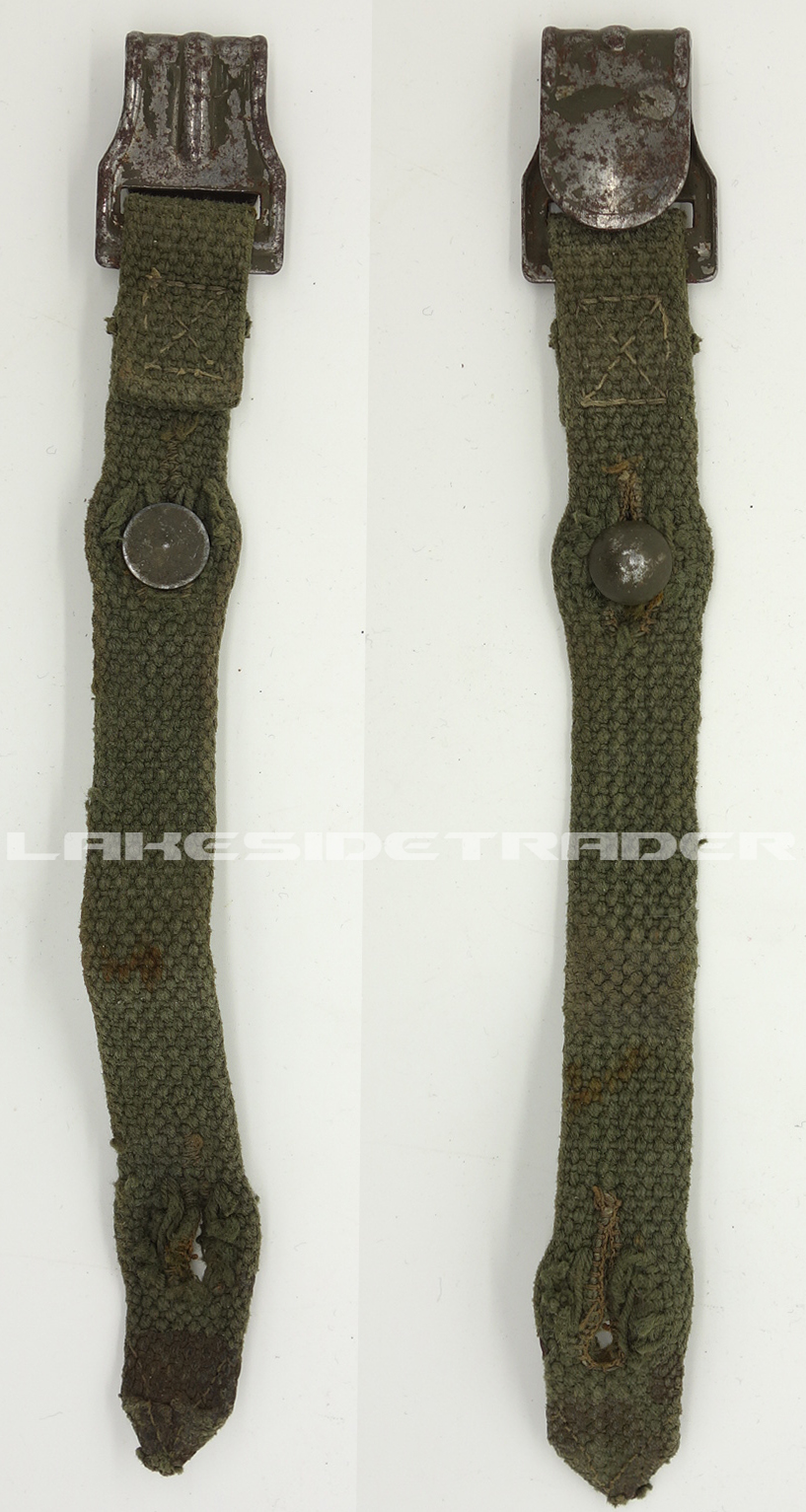 Gas Mask Canister strap