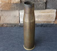 37MM Shell Casing WWII
