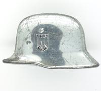 Wehrmacht Photo Album Helmet