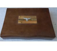 Post-war Luftwaffe storage box