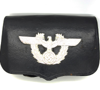 Police Cartouche by Hans Romer