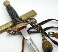 WKC Fireman Official's Dagger