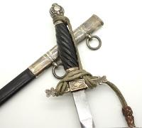 Deluxe Fireman's dagger by Eickhorn
