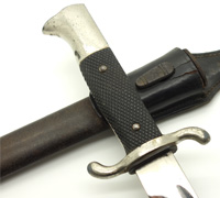 Long Fireman's Bayonet
