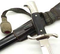 Long Fireman's Bayonet by Eickhorn