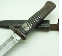 Fighting Knife by Ernst Busch Solingen
