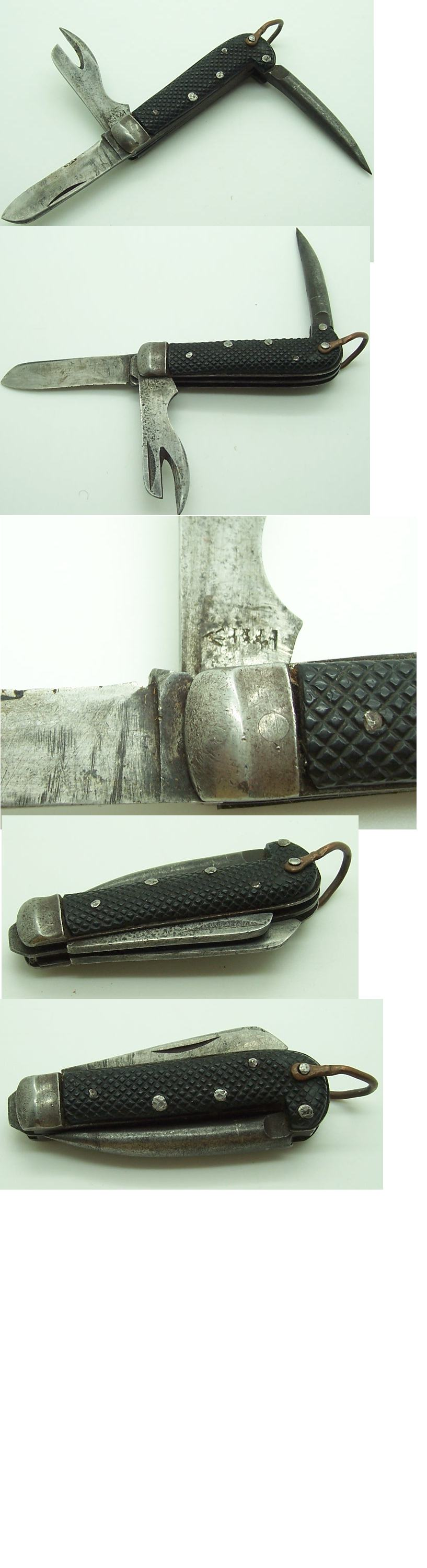 Canadian/British Paratrooper Knife