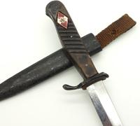 Field modified Fighting Knife