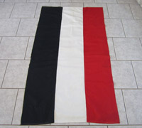 Imperial Tri-Color 1933-35 National Banner