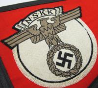 Minty Tagged NSKK Vehicle ID Pennant