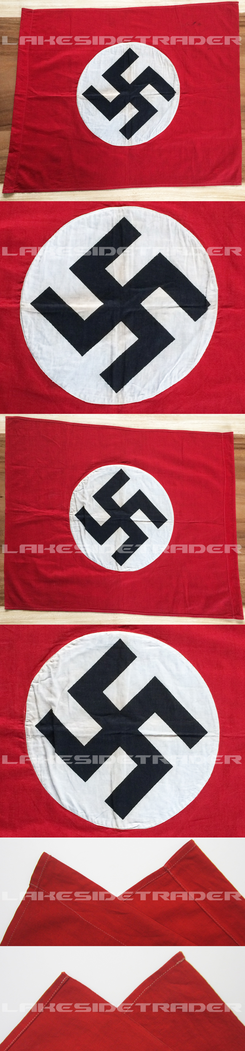 NSDAP Party Flag