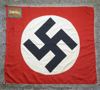 NSDAP Flag. Ortsgruppe Lauterberg