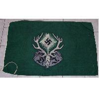 DJ German Hunting Association Flag