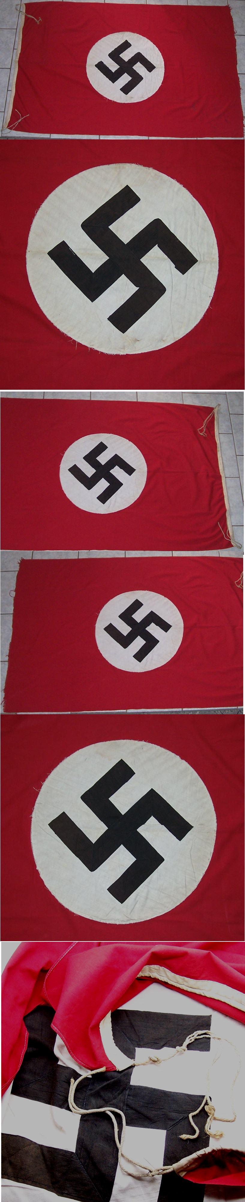 Medium NSDAP Banner/flag