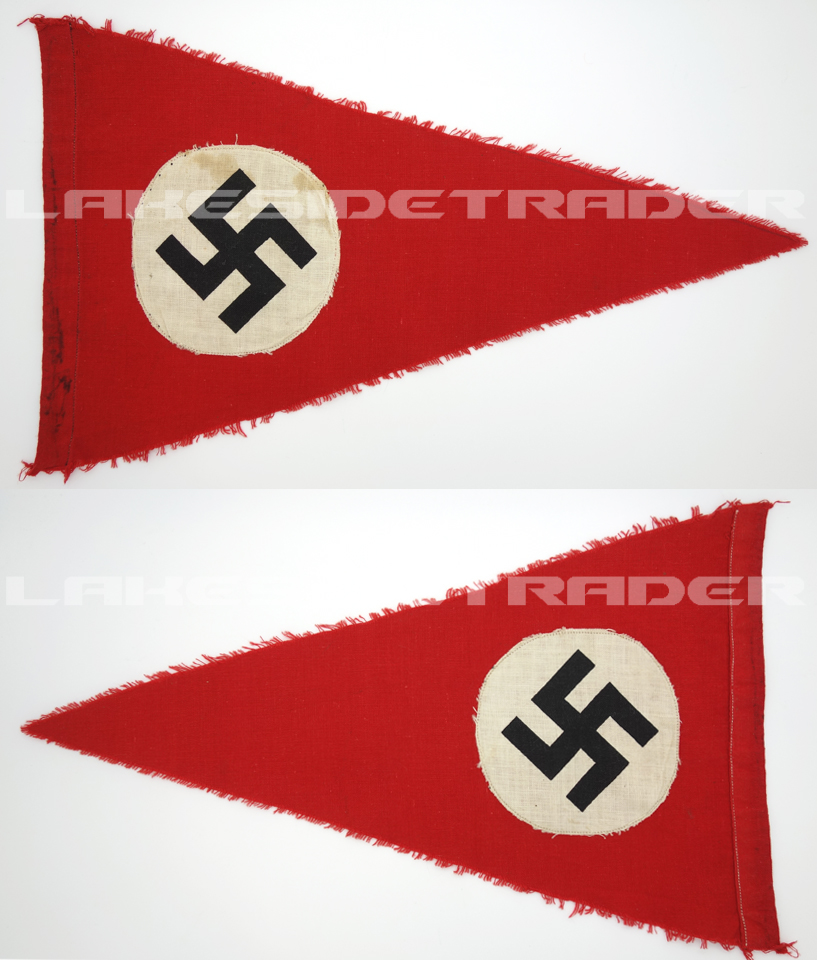 Small NSDAP Party Pennant