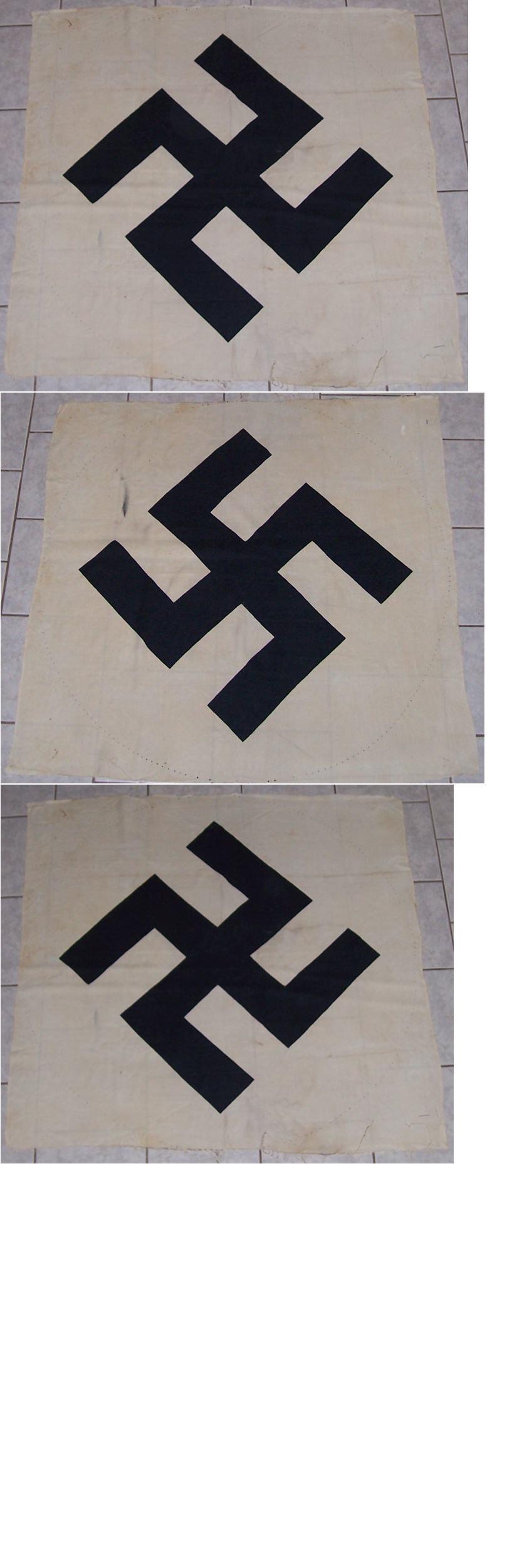 NSDAP Flag Roundel