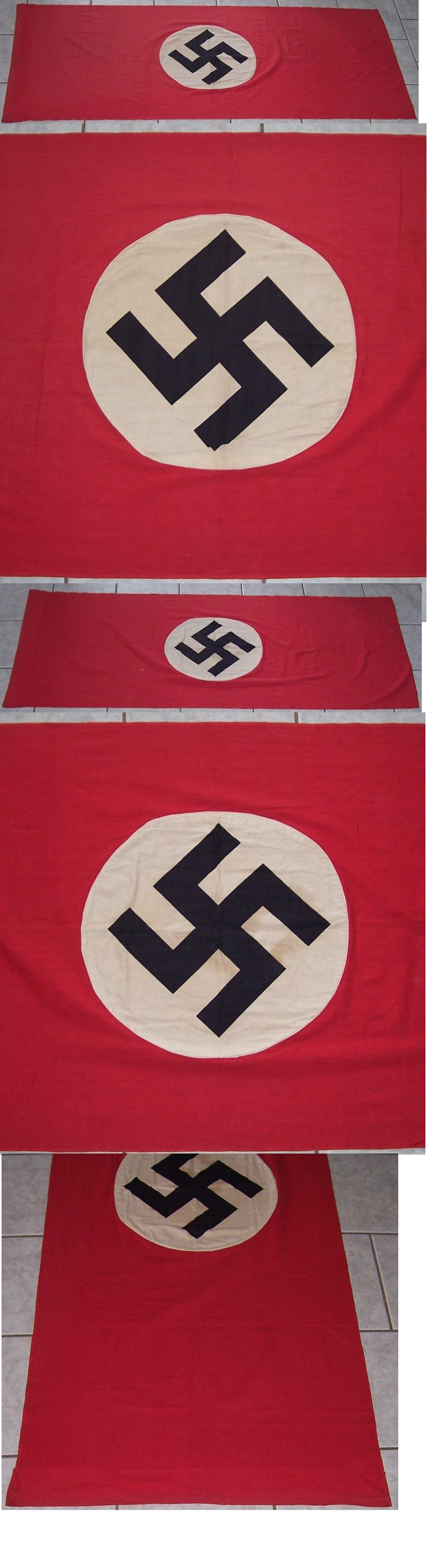 NSDAP Party Banner