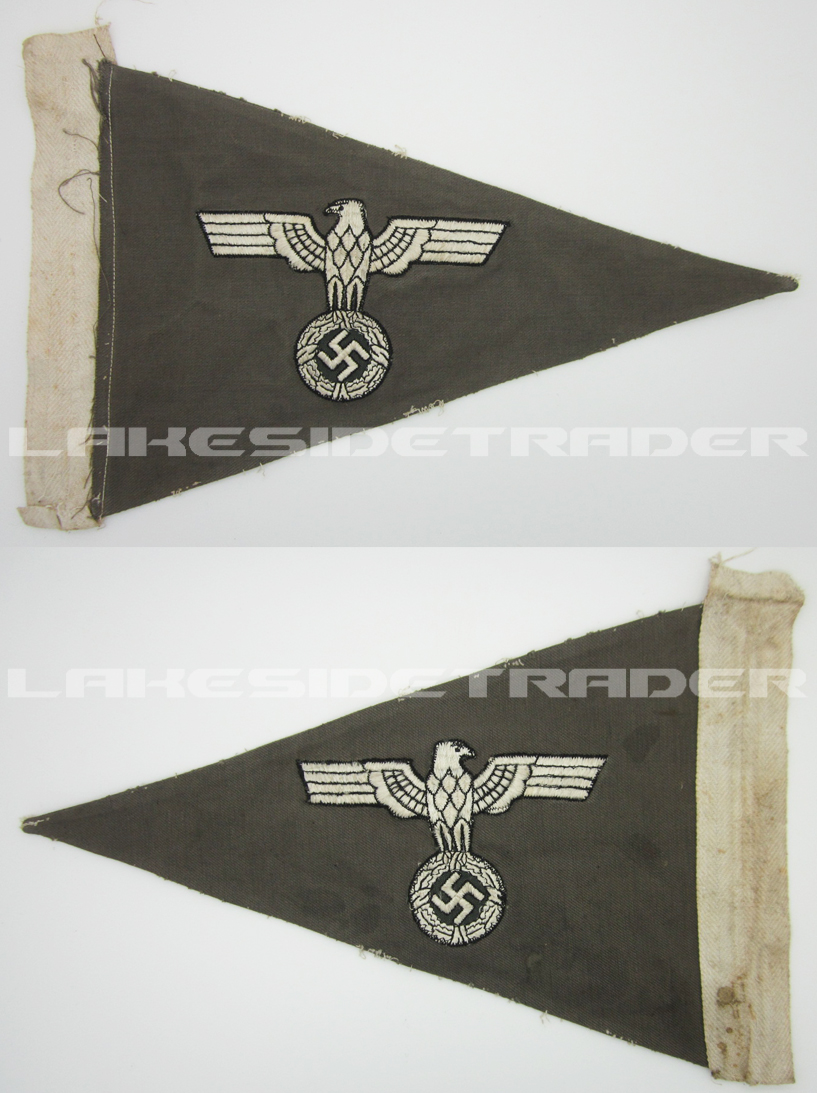 Whermarcht Vehicle ID Pennant
