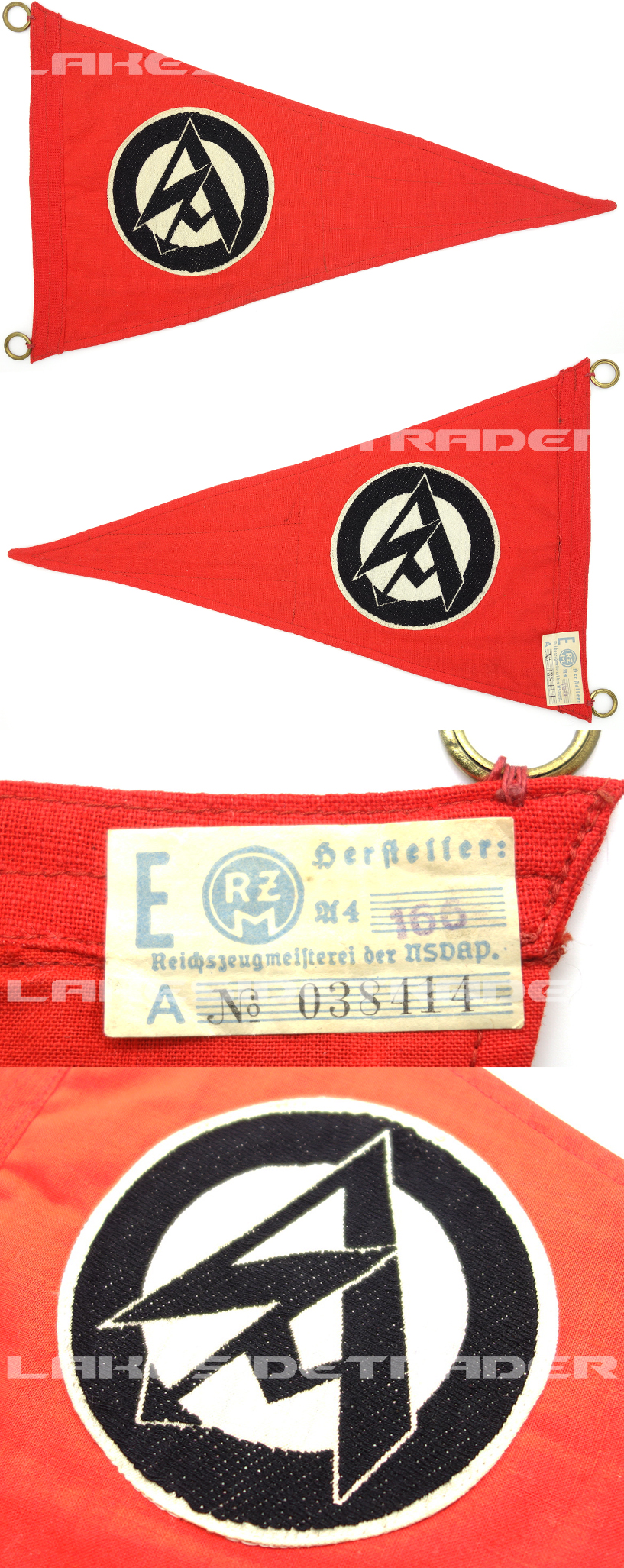 Tagged - SA Vehicle ID Pennant