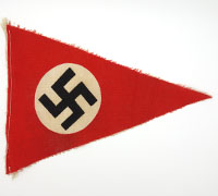 NSDAP Party Pennant