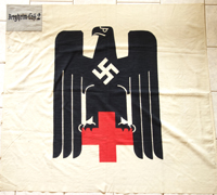 Red Cross Unit Flag